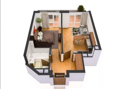 Балконы и кладовки
